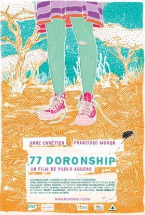 77 Doronship poster