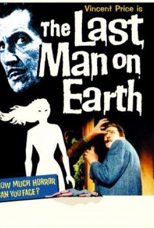 Den siste mannen på Jorden poster