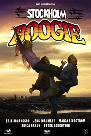 Stockholm Boogie poster
