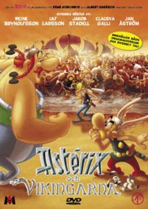Asterix och vikingarna poster