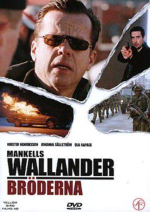 Wallander - Bröderna poster