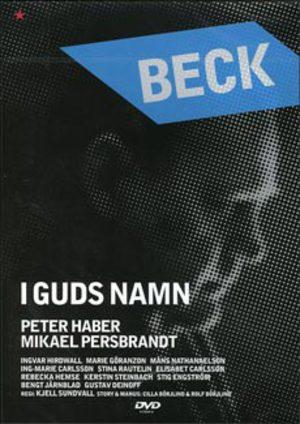 Beck - I guds namn poster