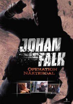 Johan Falk - Operation näktergal poster
