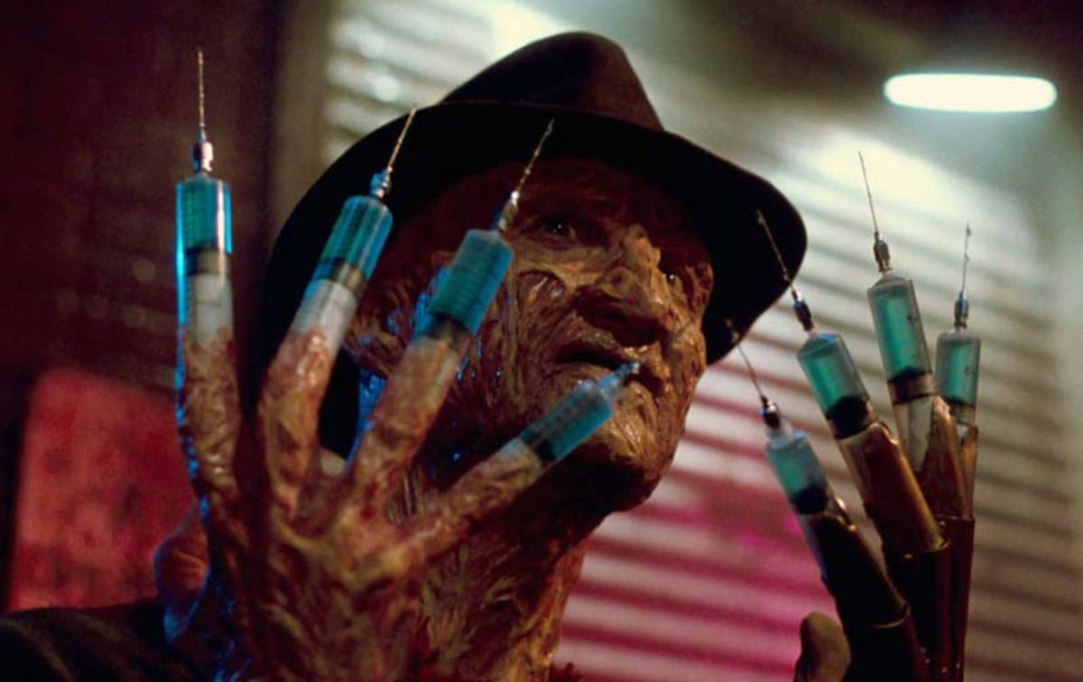 Large a nightmare on elm street 3