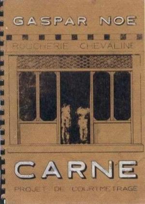 Carne poster
