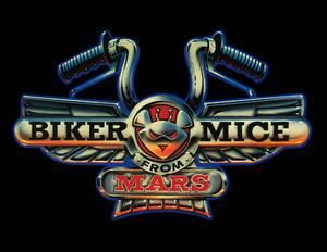 Biker Mice poster
