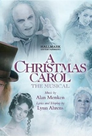 A Christmas Carol - The Musical poster