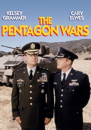Pentagon Wars poster