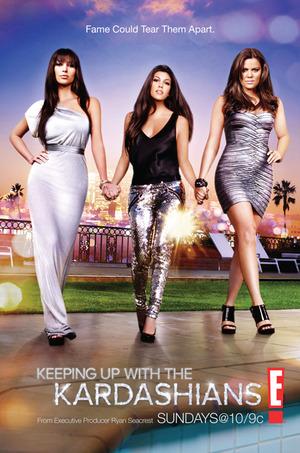 Familjen Kardashian poster
