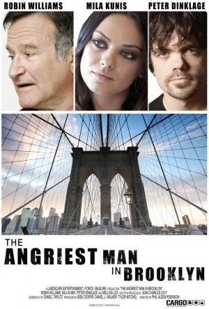 Angriest Man in Brooklyn poster