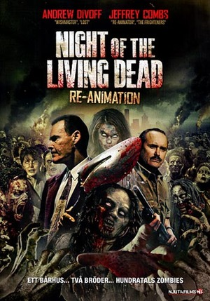 Night of the Living Dead: Re-Animation poster