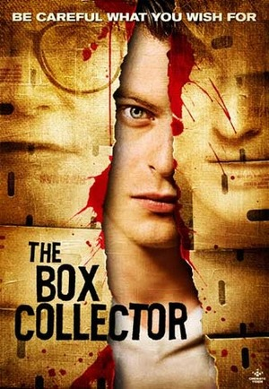 The Box Collector poster