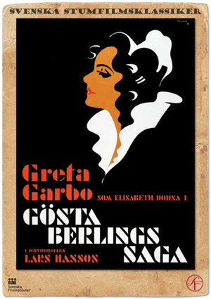 Gösta Berlings saga poster