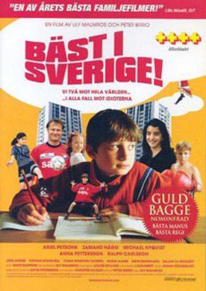 Bäst i Sverige poster