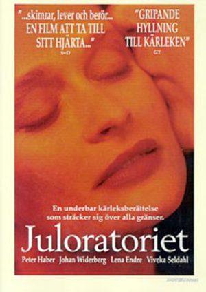 Juloratoriet poster