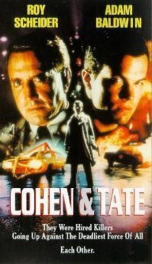 Cohen and Tate poster