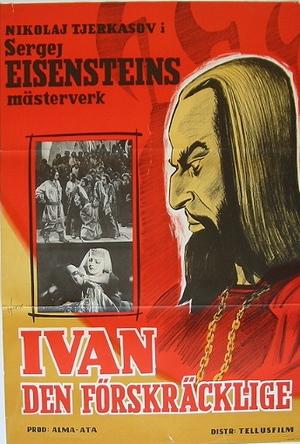 Ivan den förskräcklige poster