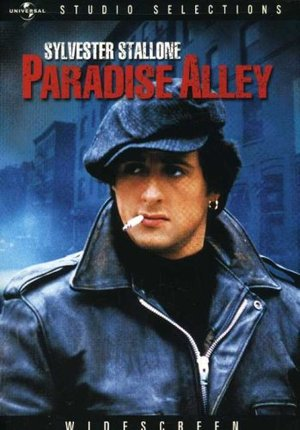 Paradise Alley poster