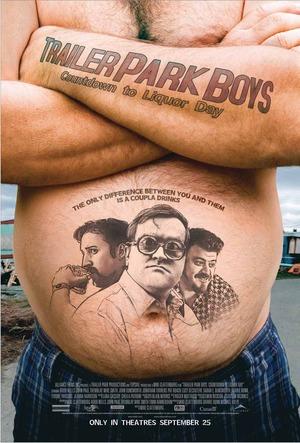 Trailer Park Boys poster