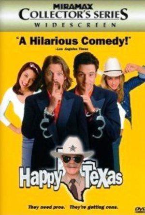 Happy Texas poster