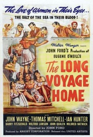 Den långa resan hem poster