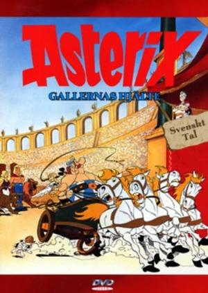 Asterix - Gallernas hjälte poster