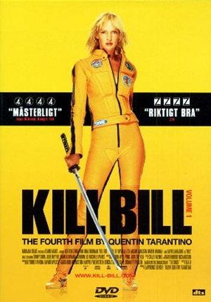 Kill Bill - Volume 1 poster
