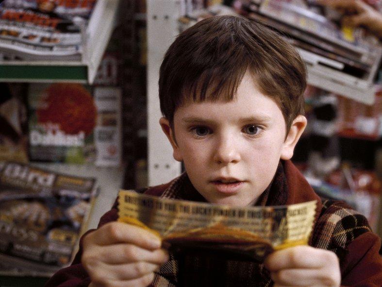 kalle och chokladfabriken hela filmen svenska gratis