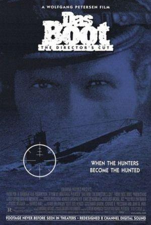 Ubåten poster