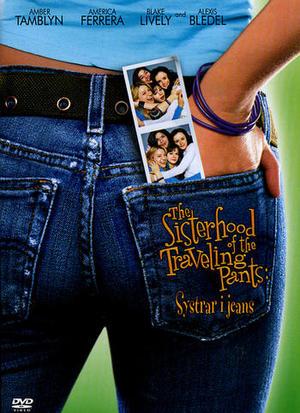Systrar i jeans poster