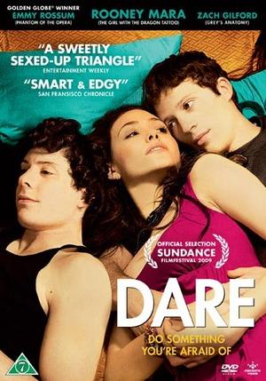 Dare poster