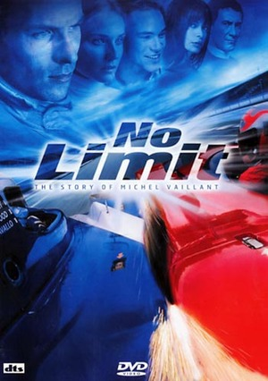 No Limit - The Story of Michel Vaillant poster
