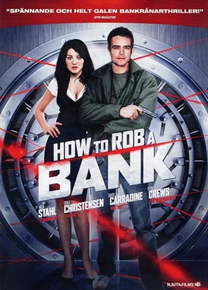 How to Rob a Bank poster