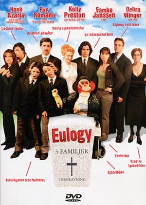 Eulogy poster