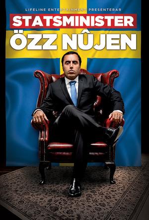 Statsminister Özz Nûjen poster