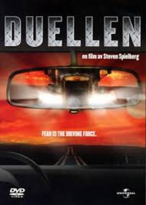 Duellen poster