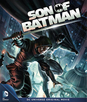 Son of Batman poster