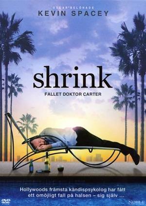 Shrink - Fallet doktor Carter poster