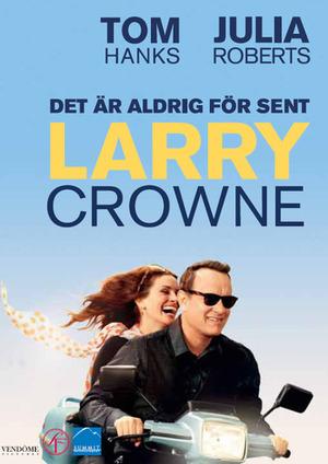 Det är aldrig för sent, Larry Crowne poster