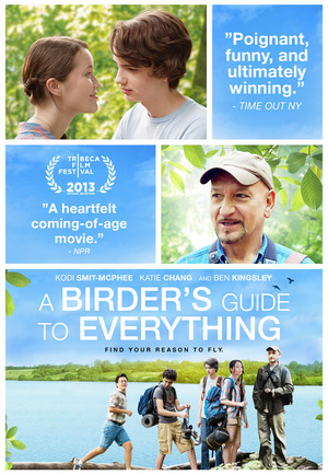 A Birders Guide to Everything poster
