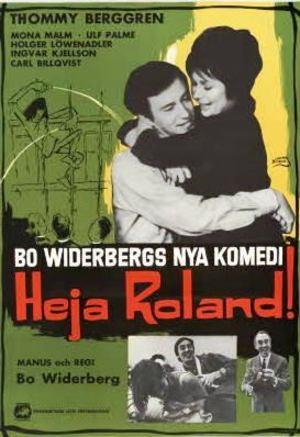 Heja Roland! poster