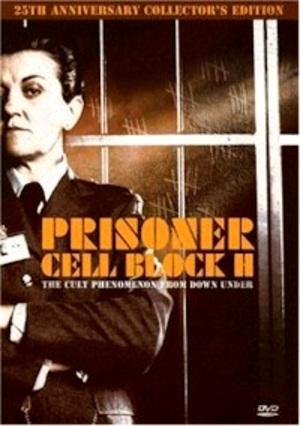 Kvinnofängelset poster