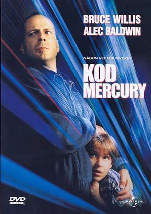 Kod Mercury poster
