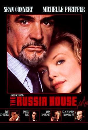 Ryska huset poster