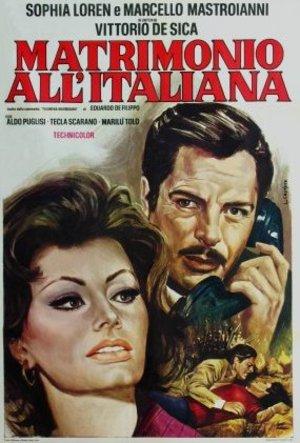 Giftas på italienska poster
