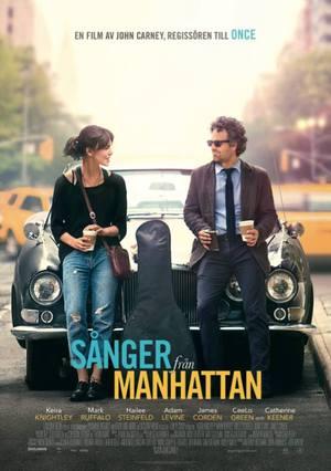 Sånger från Manhattan poster