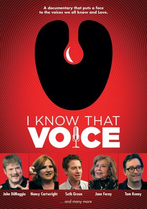 I Know That Voice poster