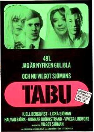 Tabu poster
