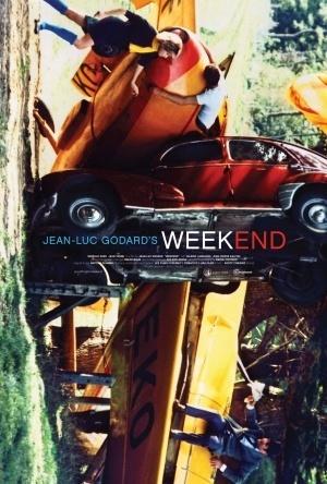 Week End - Utflykt i det röda poster
