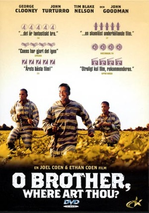 O Brother Where Art Thou? poster
